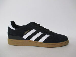 Image is loading Adidas-Busenitz-Black-White-Gum-Gold-Classic-Sz- 60aab3f3feda