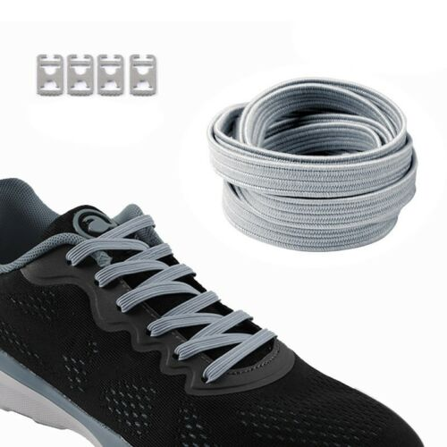 1Pair Shoelace Kids Adults Sneakers Trainers Shoe Laces Flat Oval Shoestrings