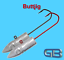 Buttjig-Meeresjig-Dorschbombe-160g-200g-10-0-12-0-VMC-5150-BN-RD-Jig-Bleikopf Indexbild 1