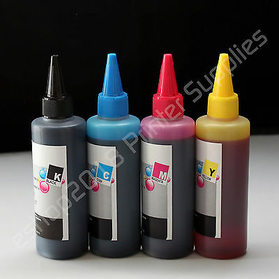 Refill Bulk INK for CISS Epson #69 T069 Workforce 30 40 60 500 600 610 615