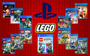 LEGO-PS4-GIOCHI-nuovo-e-sigillato-LEGO-Sony-PlayStation-4-Movie-Game-GAMMA