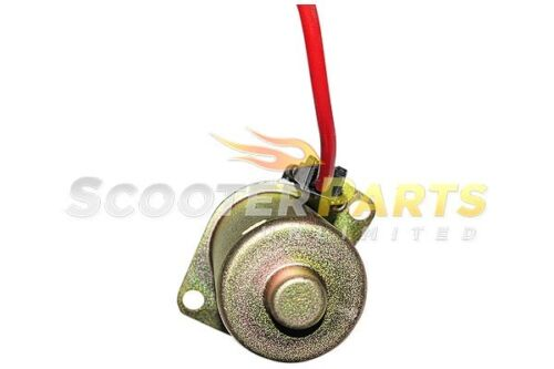2 Stroke Atv Quad 4 Wheeler Go Kart 49cc 50cc Engine Motor Electric Starter Part