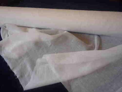 10m 1m Crema O Negro 5m 3m Buena calidad muselina Drapeado Egipcio-Blanca