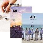 SEVENTEEN KPOP 4th [Alone 01 + Al1 03 + All 13 Version] Al1 Mini Album Set