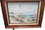 Original-Oil-On-Canvas-Framed-Painting-Signed-Edward-Runci-Beach-Scene-21-034-x-17-034 thumbnail 1