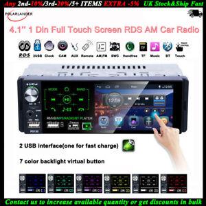 4-1-039-039-1-Din-Autoradio-Full-Touch-Screen-2USB-MP5-Lettore-FM-Bluetooth-AM-RDS-AUX
