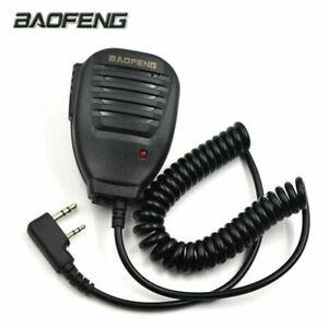 Handheld-Baofeng-Radio-Speaker-Mic-For-UV-5R-UV-5RE-UV-5RA-UV-6R-Walkie-talkie