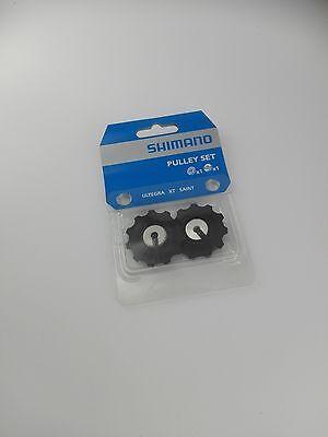 10-fach Schaltungsröllchen Shimano Schaltrollensatz RD-6700 M770 XT Ultegra 9-
