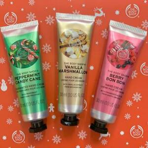 The Body Shop Frosted Berries Hand Cream 30ml