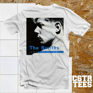 The-Smiths-Hatful-of-Hollow-Album-Cover-T-shirt-Cool-Retro-80-039-s-Music-Indie