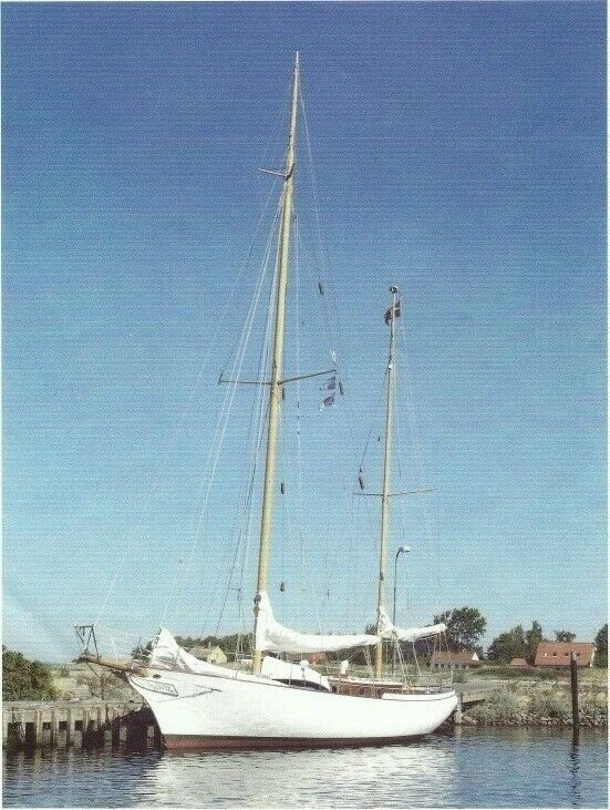 Klassisk Yacht, Ketch, årg. 1979