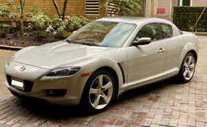 2005 Mazda RX-8 - LOW KMs MINT CONDITION