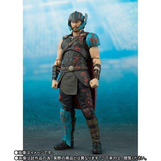 Bandai S.H. Figuarts Thor (Thor  Ragnarok) versión de Japón
