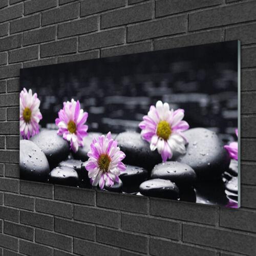 Glasbilder 100x50 Wandbild Druck auf Glas Blume Pflanzen
