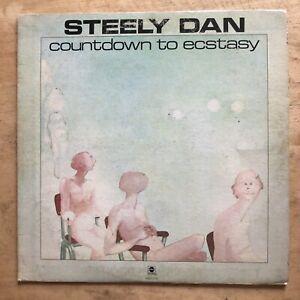 Steely-Dan-Countdown-To-Ecstasy-1973-Vinyl-LP-ABC-Records-ABCX-779