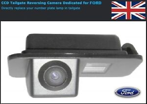 ford reverse camera ford mondeo s max focus fiesta kuga. Black Bedroom Furniture Sets. Home Design Ideas