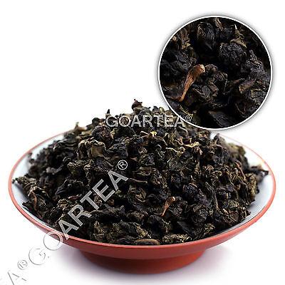 Supreme Organic Anxi ROASTED Tie Guan Yin Iron Goddess Chinese Black Oolong Tea