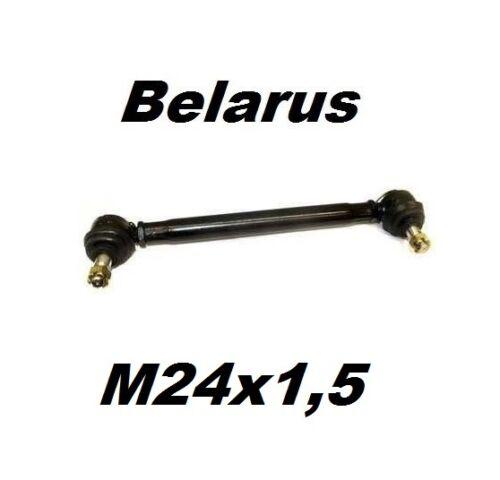 Belarús mts 52 82 ruedas m24x1,5 barra de acoplamiento eje delantero 80-3003010-a allradachse