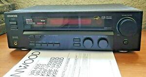 Kenwood-VR-615-5-1-AV-Receiver-100-WPC-Fully-Tested-amp-Professionally-Serviced