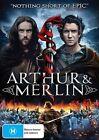 Arthur & Merlin (DVD, 2017)