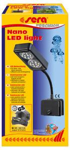 Sera Nano Led Lumière 2 X W Pour Aquarium 16 L, 1 pc.