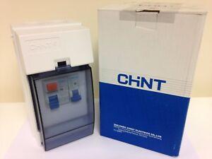 chint garage shed consumer unit ip65 rated fuse box 63a rcd 1x40a rh ebay ie garage fuse box screwfix garage fuse box toolstation