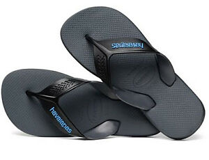 257805131 Havaianas Men`s Brazilian Flip Flops Dynamic Sandals Dark Grey Any ...