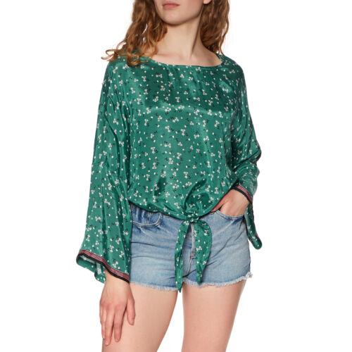 Billabong dos rond T-shirt femme haut-Emerald Bay Toutes Tailles