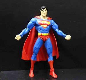DC-Direct-Lot-RE-ACTIVATED-JLA-SUPERMAN-Series-1-reactivated-action-figure