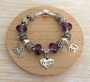Image Is Loading Personalised BIRTHDAY Gifts Bracelet 15th 16th 18th 21st