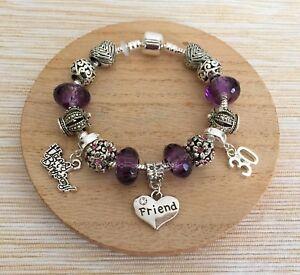 Das Bild Wird Geladen Personalisierte Geburtstagsgeschenke Armband 15th 16th 18th 21st 30th