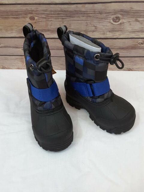 Size 3 New Northside Frosty Black  Snow Boots