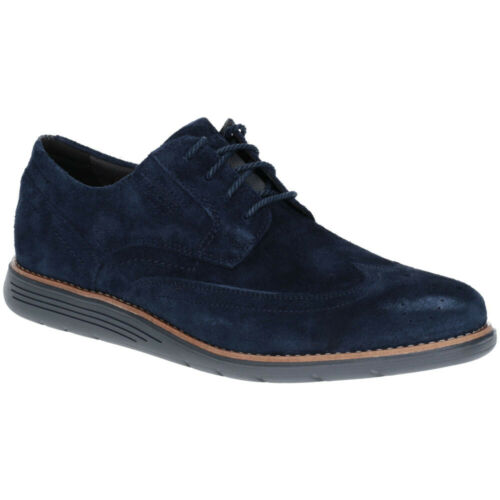 Rockport Mens Total Motion Sportdress Oxford Brogue Shoes