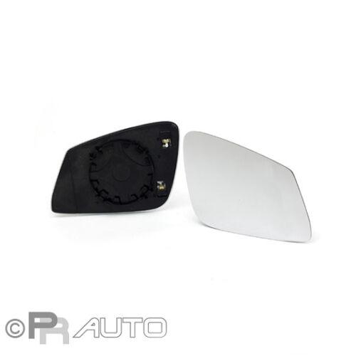 BMW 1 F20//F21 11//10 Außenspiegel Spiegelglas  rechts konvex beheizbar