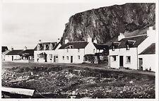 The Terrace Ellenabeich EASDALE Argyll Scotland UK 1951 Valentine RPPC B5215