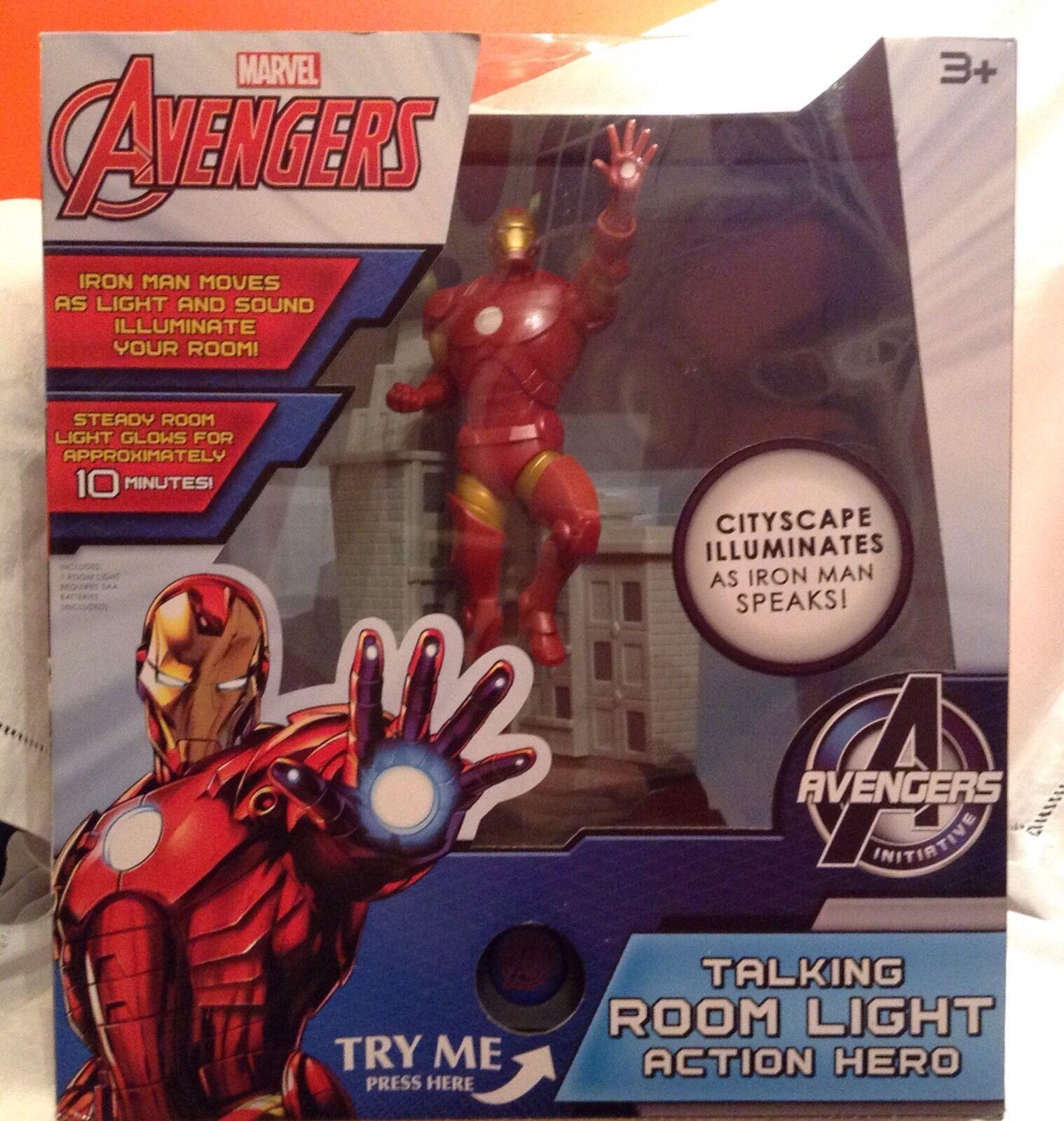 Marvel avengers sprechzimmer licht actionheld - iron - man - 11.