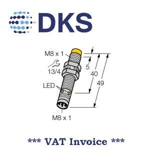 turck ni4u eg08 ap6x v1131 inductive sensor m8 dc pnp no ip68 000451 rh ebay co uk DIN 43650 Wiring-Diagram 3 Wire Proximity Switch