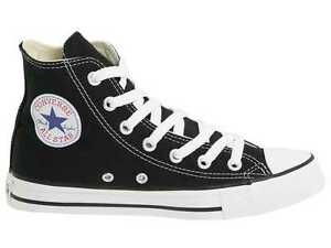 Converse-All-Star-Chuck-Taylor-Hi-Black-White-New-Shoes
