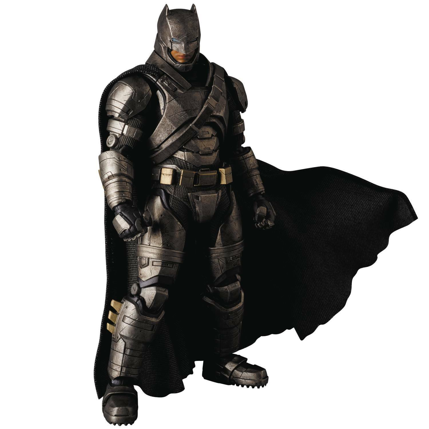 Dc comics batman vs. superman mafex no.023 gepanzerten batman action - figur
