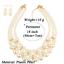 Fashion-Women-Crystal-Necklace-Bib-Choker-Pendant-Statement-Chunky-Charm-Jewelry thumbnail 140
