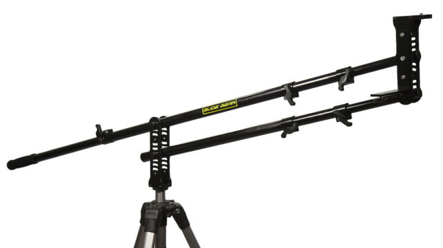 JB 4# Glide Gear 4 FT Video Camera Telescoping Portable Quick Travel Jib Crane