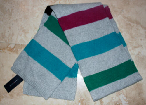 Tommy Hilfiger Mens SCARF Wool Blend NEW WITH TAGS