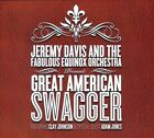 Great American Swagger [Digipak] by Jeremy Davis & the Fabulous Equinox Orchestra (CD)
