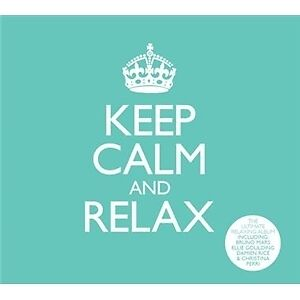 1 of 1 - Various Artists - Keep Calm and Relax (2012)