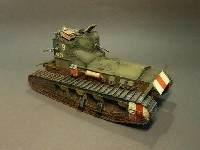 John Jenkins Designs GWB-02 WWI British Medium Mark A Whippet Tank Caesar II
