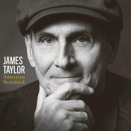 James Taylor * American Standard [CD] Brand New!