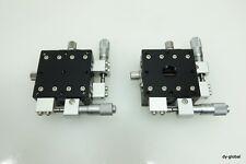 Mmt 1pcs Manual Xy Axis Micrometer Positioner M2 637 L1 75 Sta I 1205f21