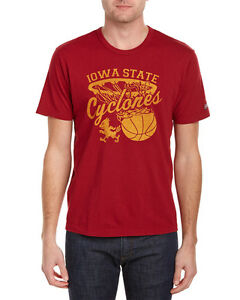 Details about Iowa State CYCLONES ISU Vintage Basketball T-SHIRT by  Tailgate - NWT 66% off!