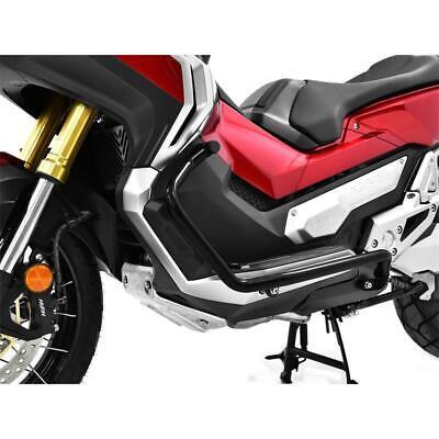 Honda X-adv Bj 2017-18 Paramotore Paraurti Protezione Rivestimento Nero-