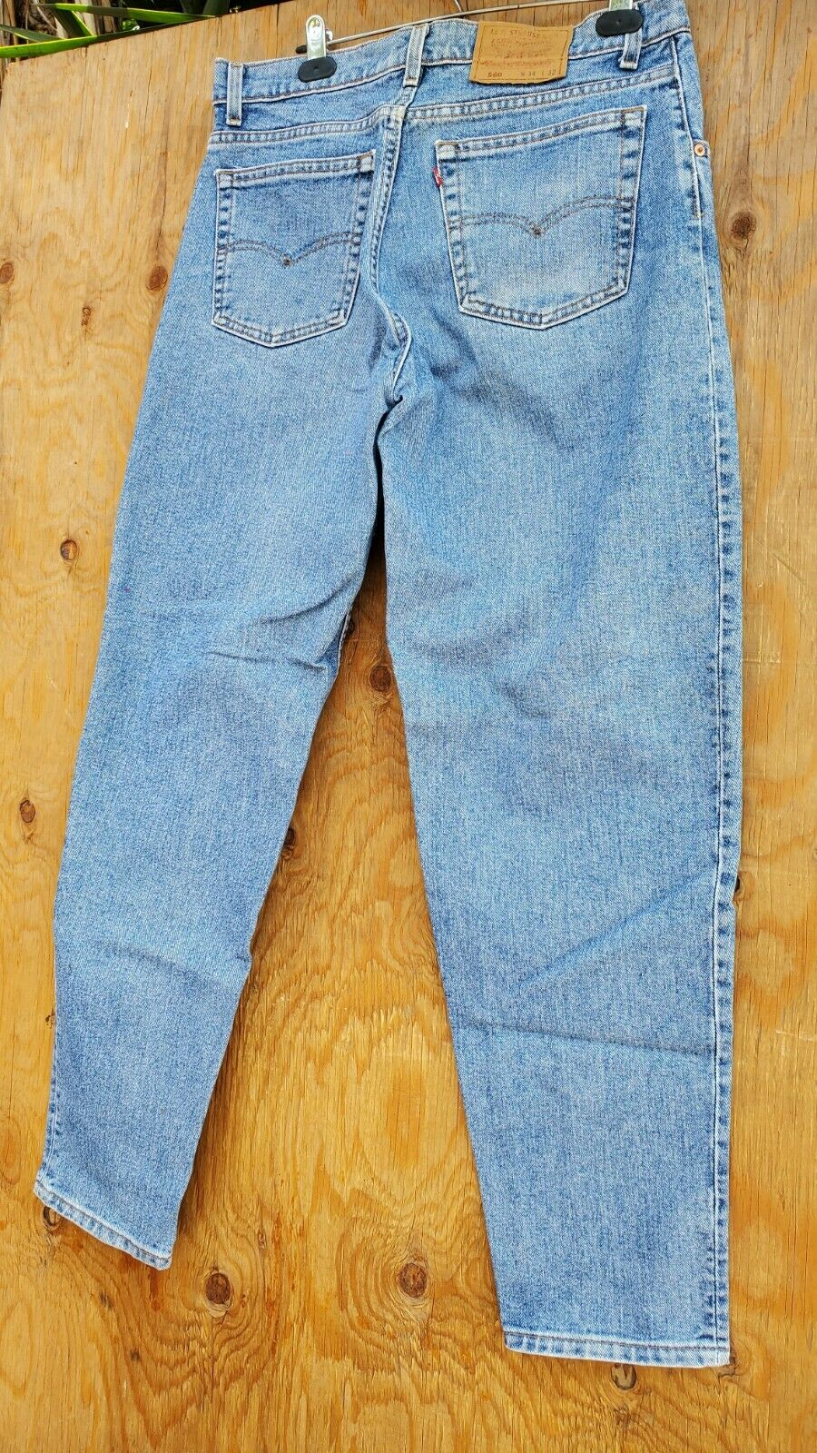 levis 560 34x32.made In Usa - image 4